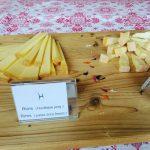 Käseprobe in Südtirol