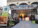 Streetlife Festival & Schwerpunktprogramm BioErleben auf dem Odeonsplatz
